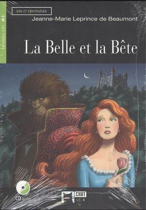 LA BELLE ET LA BETE+CD
