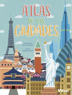 ATLAS DE CIUDADES.(ATLAS DEL MUNDO)