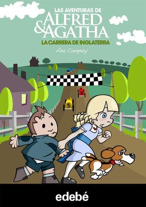 Alfred & Agatha 6. La carrera de Inglaterra