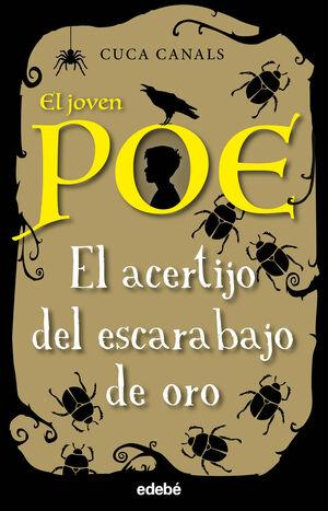 El joven Poe 5: EL ACERTIJO DEL ESCARABAJO DE ORO
