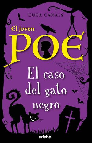 El joven Poe 6: EL CASO DEL GATO NEGRO