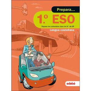 PREPARA LENGUA CASTELLANA 1.º ESO