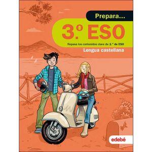 PREPARA LENGUA CASTELLANA 3.º ESO