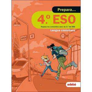 PREPARA LENGUA CASTELLANA 4.º ESO