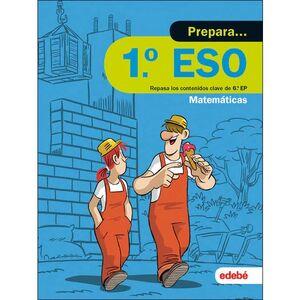 PREPARA MATEMÁTICAS 1.º ESO
