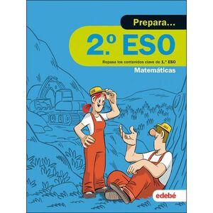 PREPARA MATEMÁTICAS 2.º ESO
