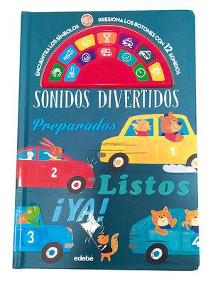 SONIDOS DIVERTIDOS PREPARADOS LISTOS YA
