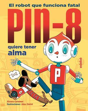 PIN8 01 QUIERE TENER ALMA