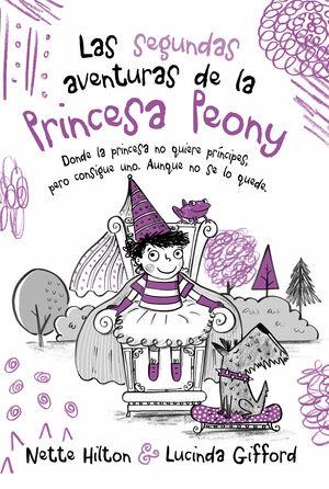 SEGUNDAS AVENTURAS DE LA PRINCESA PEONY