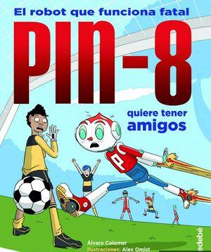 PIN8 02 QUIERE TENER AMIGOS