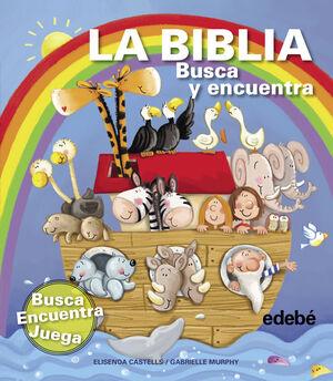 LA BIBLIA - BUSCA Y ENCUENTRA