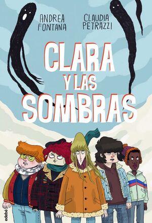 CLARA Y LAS SOMBRAS COMIC