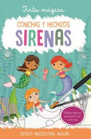 Tinta mágica: Sirenas