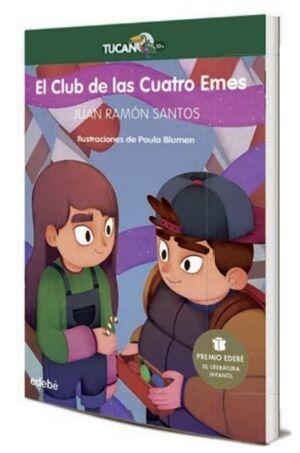 El Club de las Cuatro Emes (Premio EDEBÉ de Literatura Infantil 2021)