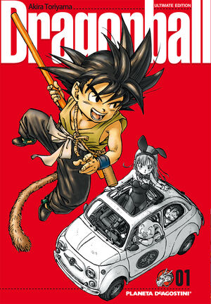DRAGON BALL Nº1/34