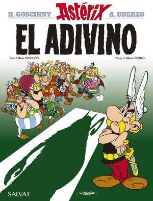 Asterix - El adivino