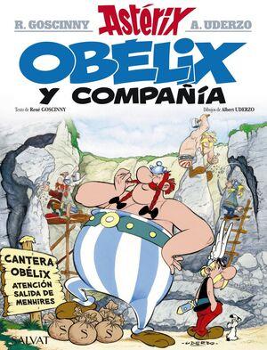 Obélix y compañía