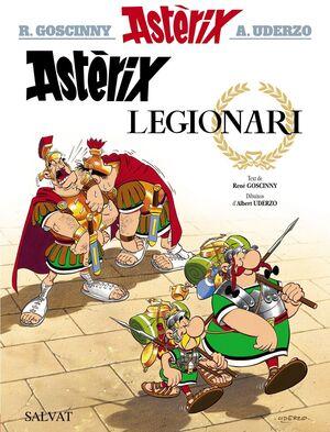 Astèrix legionari num 10