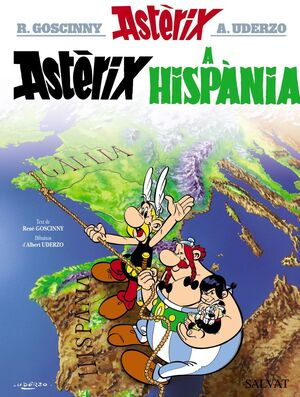 Astèrix a Hispània num14