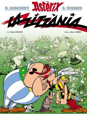 La zitzània - Asterix nº15