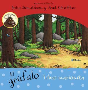 El grúfalo. Libro marioneta