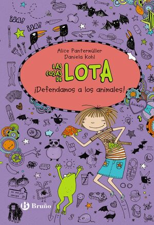 Las cosas de LOTA: ¡Defendamos a los animales!