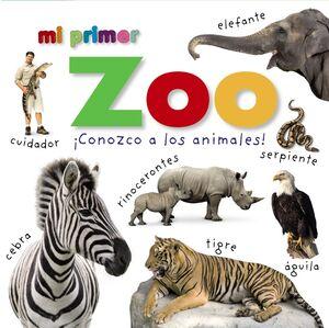 Mi primer Zoo ¡Conozco a los animales!