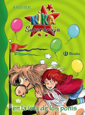 Kika Superbruja en la isla de los ponis