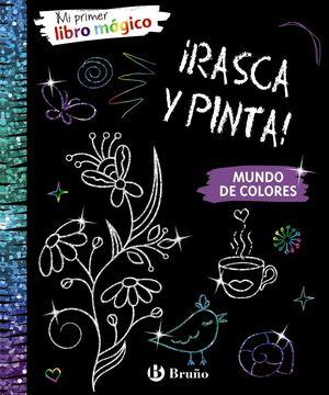 Mi primer libro mágico. Mundo de colores