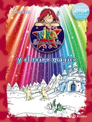 Kika Superbruja y el reino mágico (ed. COLOR)