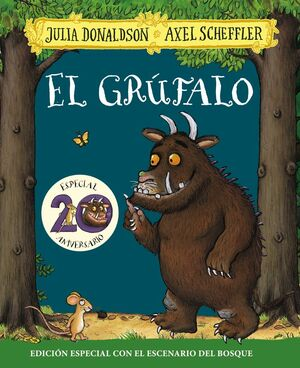 EL GRÚFALO. 20 ANIVER.