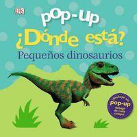 POP-UP. +DONDE ESTA? LOS DINOSAURIOS