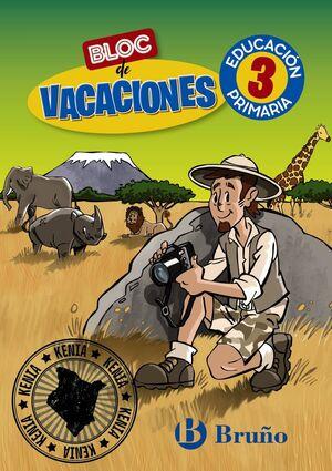 BLOC DE VACACIONES 3