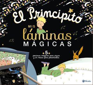 El Principito. Mis láminas mágicas
