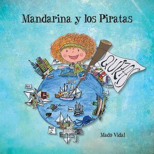 MANDARINA Y LOS PIRATAS