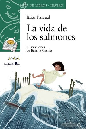 La vida de los salmones