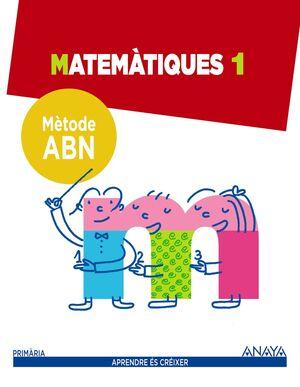 Matemàtiques 1. Mètode ABN.