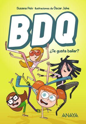 BDQ 1. ¿Te gusta bailar?