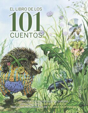 El libro de los 101 cuentos