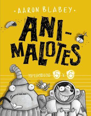 Animalotes: Follón intergaláctico / Aliens contra Animalotes 5 y 6