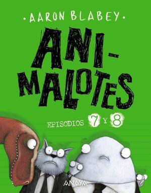 Animalotes: Desmadre prehistórico / Supermalotes  7 y 8