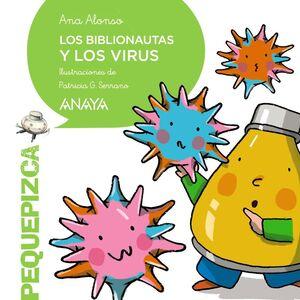 Los Biblionautas y los virus