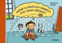 ¿Donde hacen pipi los animales si no tienen orinales?