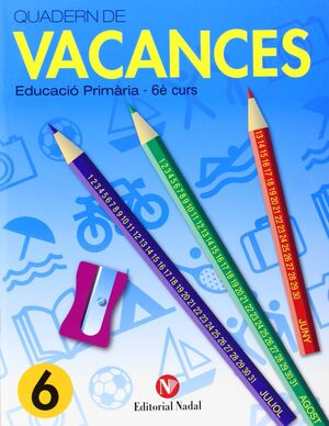 Vacances, 6 Educació Primària