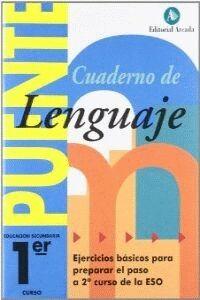 Puente lenguaje, 1 ESO
