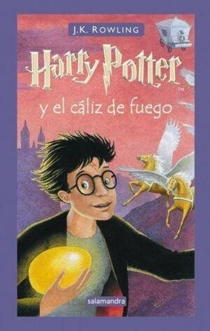 Harry Potter y el cáliz del fuego 4