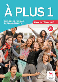 À plus 1 livre de l'élève + CD