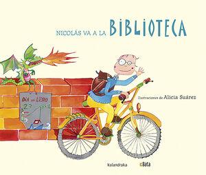 NICOL�S VA A LA BIBLIOTECA