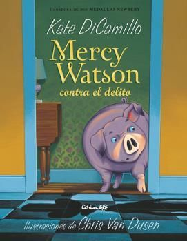MERCY WATSON CONTRA EL DELITO