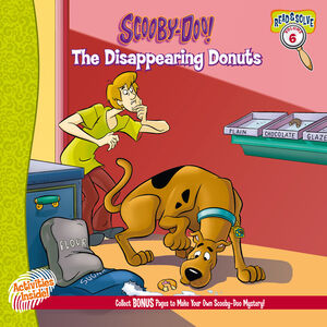 Scooby-Doo. The Disappearing Donuts